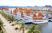 """Quang Ninh """"attracts"""" the super tourism, and service projects"""