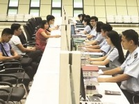 Department of Lang Son Customs deployed effectively the Declaration of serving customers