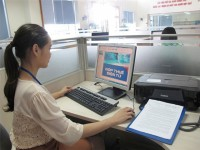 Online public service in Tax is changing