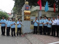 The Customs Inspection Branch No.1 officially operates