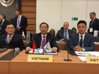The General Director of Vietnam Customs, Mr. Nguyen Van Can is attending the 127th/128th session of WCO