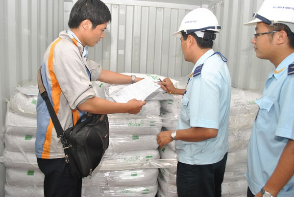 coordinate specialized inspection in hcm city with initial positive results