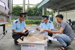 Dong Nai Customs imposes sanctions on company for making false origin declaration