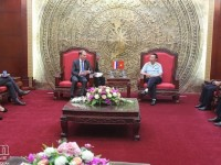 Vietnam Customs held a courtesy meeting with State Secretary of the Ministry of Finance of the Netherlands, Menno Snel