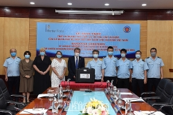 Vietnam Customs receives handheld substance detection devices supported by UK Border Force