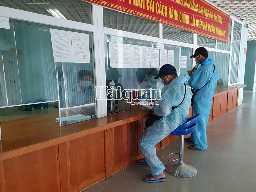 Customs makes plan for customs clearance amid Covid-19 pandemic