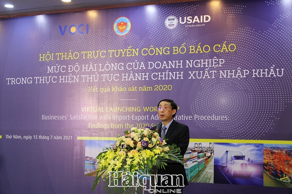 Enterprises appreciate quality of public service performance of customs officials