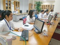 Ha Noi Tax Department warned causes leading to wrong tax debt figures