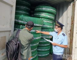 Hai Phong Customs earns more than VND6 trillion in trade in July