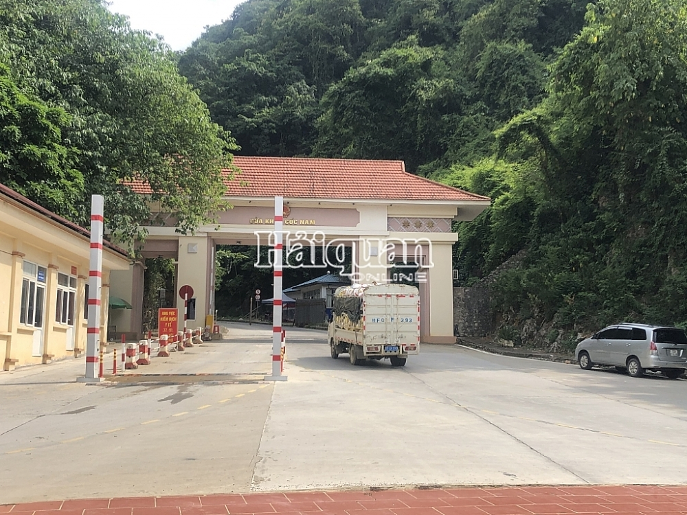 China suspends imports and exports at Lung Vai Border Gate