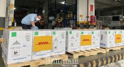 HCM City Customs Department clears more than 250 shipments for Covid-19 prevention and control