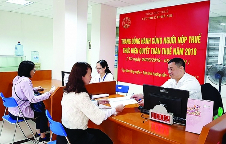 tax administration law 2019 equality between tax authorities and taxpayers