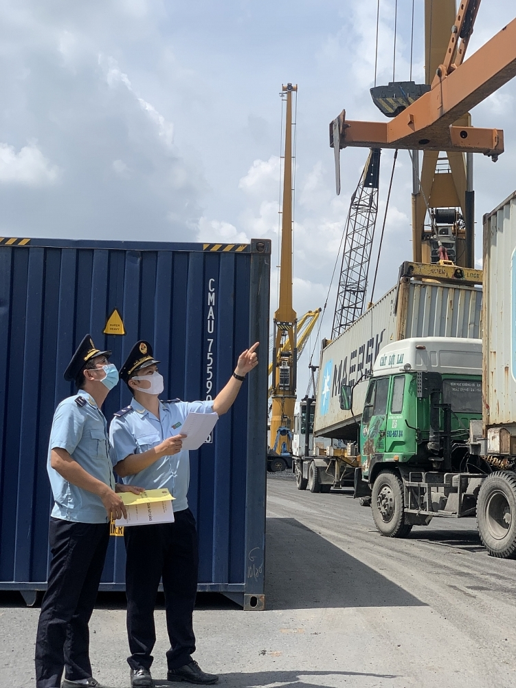 Dong Nai Customs changes structure of Long Thanh and Binh Thuan Customs Branches