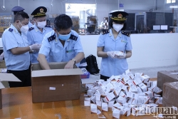 Customs seizes over 60,000 tablets of Covid-19 medication in gifts and donations