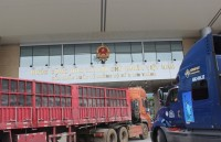Enterprises free for using transit vehicles in Lao Cai
