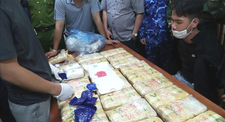 Ha Tinh arrests man for drug trafficking