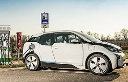 Tax incentives for battery-powered electric cars