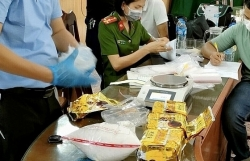 Hai Phong Customs arrests people for trafficking of 5 kg of drugs