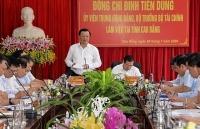 Drastic measures to accelerate disbursement of public investment capital