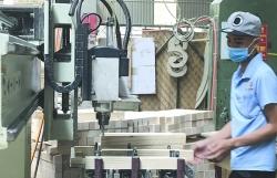 Two scenarios for wood export