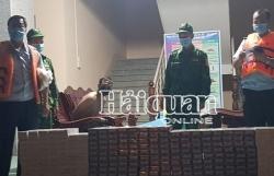 "Contraband cigarettes ""spill"" into An Giang border"