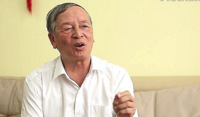 Economic expert Vu Vinh Phu