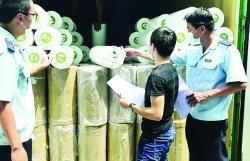 FDI enterprises want to re-export raw materials
