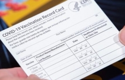 Customs Officials Seize More Forged COVID-19 Vaccination Cards at O'Hare