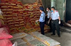 Preventing contraband goods, stabilizing market for agricultural materials