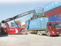 Why do port enterprises propose to increase container handling services?