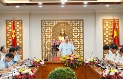 Director General Nguyen Van Can directs solutions to improve efficiency of customs management at seaports