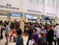 Tân Sơn Nhất airport braces for Tết overload