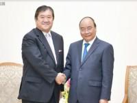 PM Phuc pledges optimal conditions for Japanese enterprises