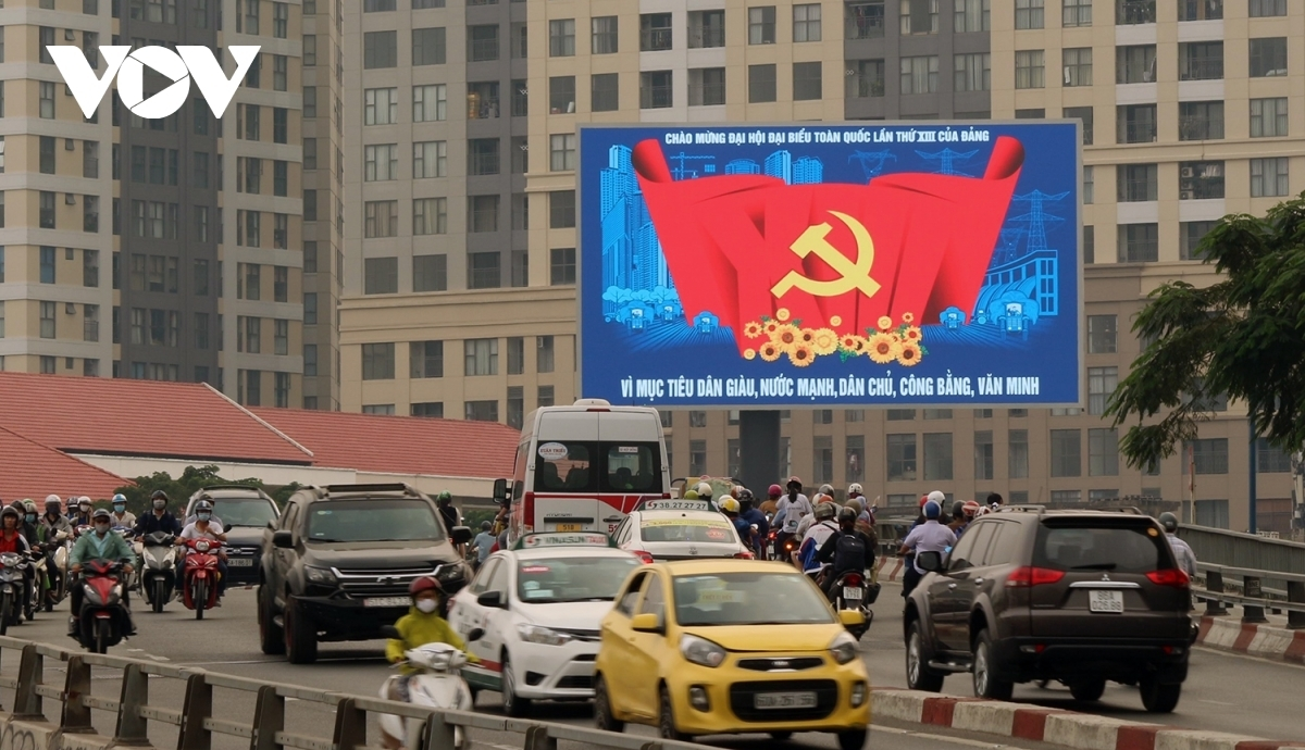 The Communist Party of Vietnam will hold the 13th national congress from January 25 to February 2.