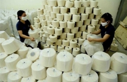 Anti-dumping investigation into polyester filament yarn extended