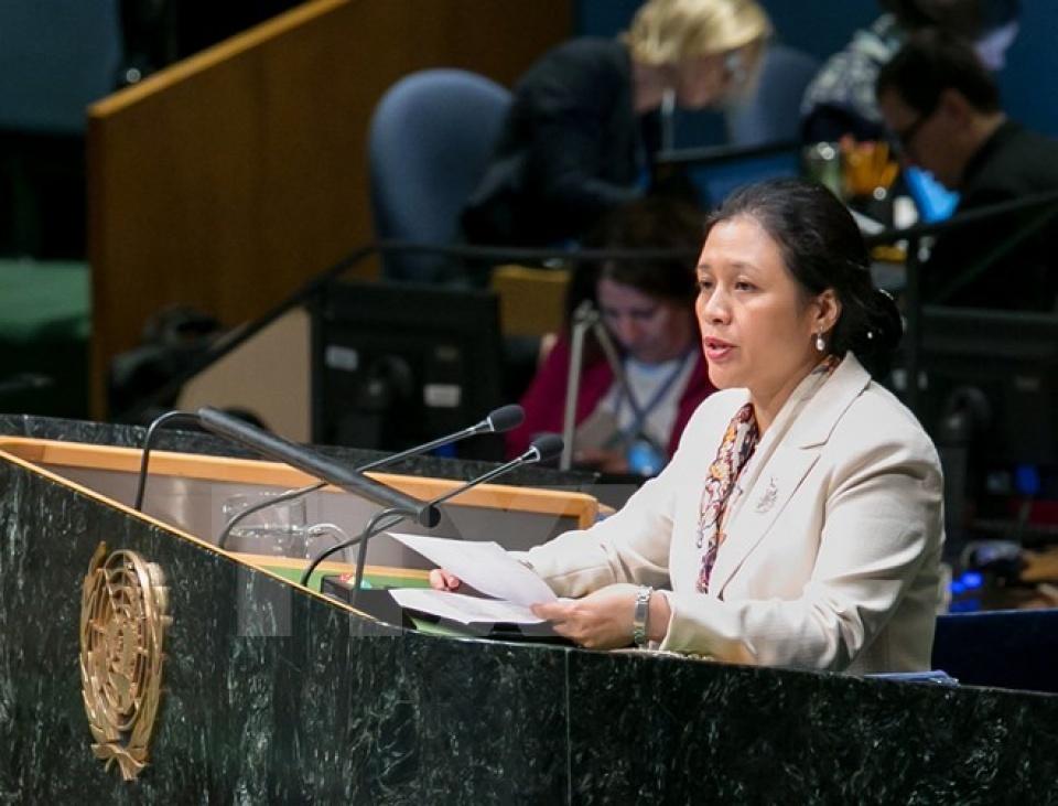 vietnam raises east sea issue at unclos member states meeting