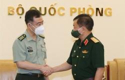 Vietnam, China foster defence ties