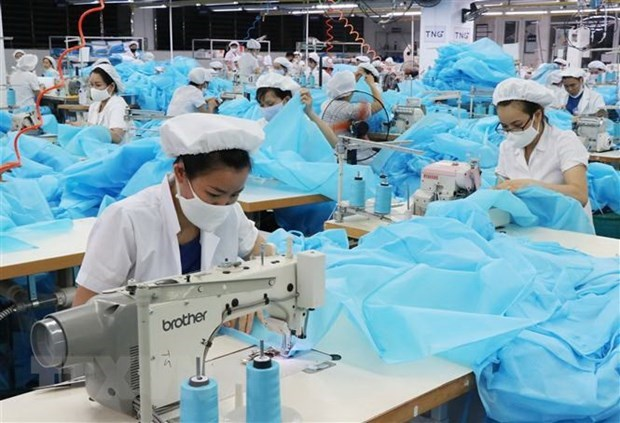 Vietnamese goods able to expand presence in UK under trade deal hinh anh 1