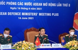 Vietnam attends 8th ASEAN Defence Ministers' Meeting Plus