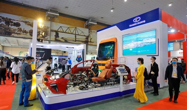 Int'l expo on support industries slated for October hinh anh 1