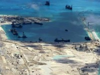 Vietnam opposes China's military drill in East Sea