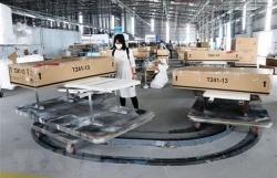 "Vietnam""s wood industry moving towards transparent trade"