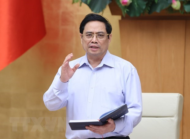 PM demands all forces focus on combating COVID-19 hinh anh 1