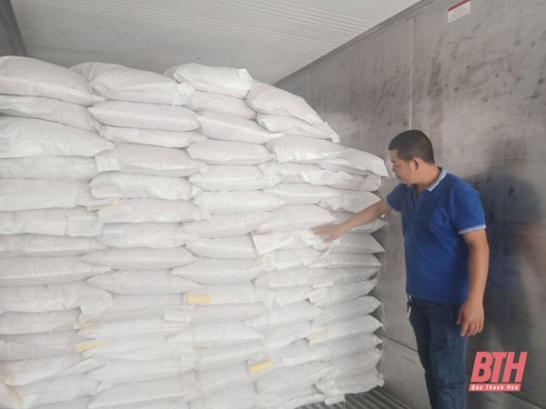 Thanh Hoa improves quality of farm produce for export hinh anh 1