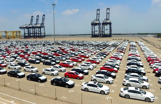 Vietnam sees decline in CBU vehicle imports in June