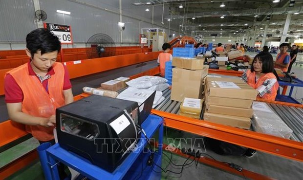 Domestic trade to make up 15 percent of GDP by 2030 hinh anh 1