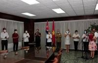 Vietnam, Cuba highlight cooperation, friendship amid COVID-19 fight