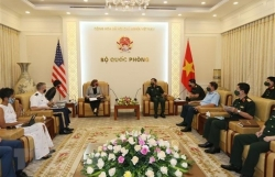 Vietnam, US continue to cooperate to address post-war consequences