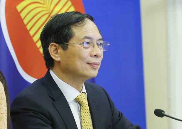 Vietnam welcomes development of ASEAN-Australia relations hinh anh 1