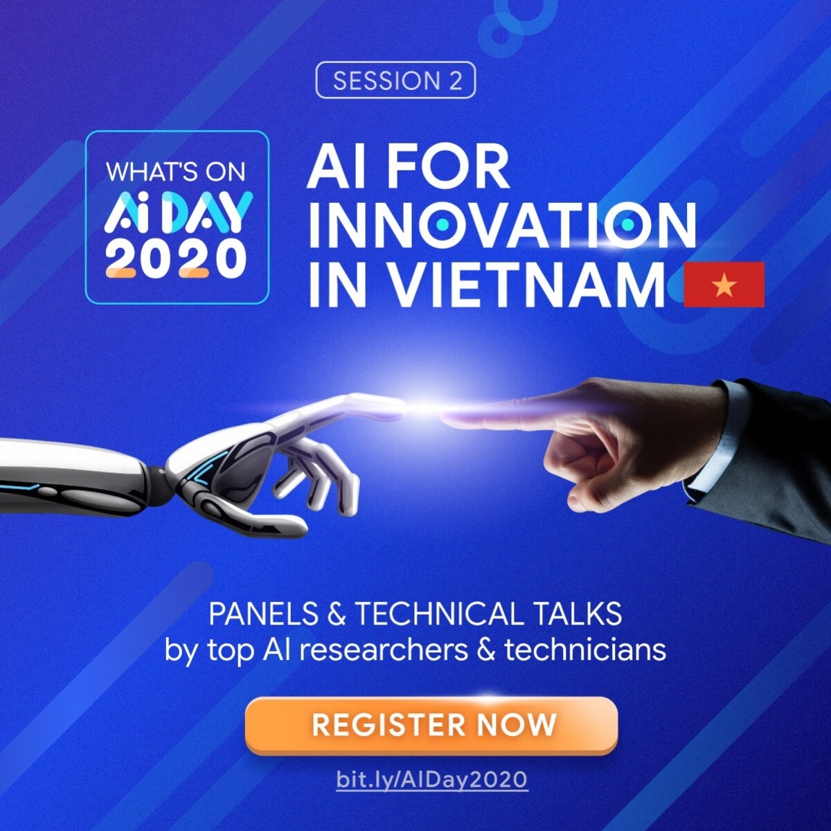 Artificial intelligence in technical innovation is one of the major themes of AI Day 2020